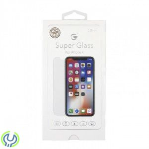IPHONE X 2.5D 0.33MM SCREEN PROTECTOR TRANSPARENT