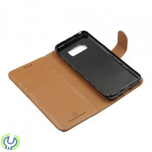 SAMSUNG GALAXY S8 GENUINE LEATHER BROWN