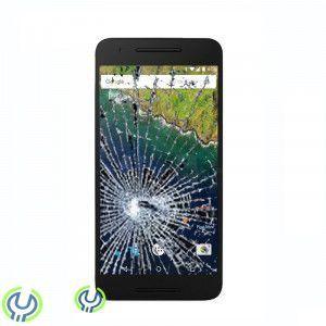 Google Nexus 6P Skärmbyte (Original )