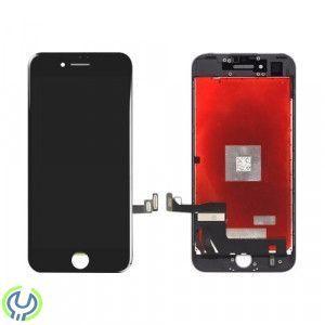 iPhone 7 Plus skärm, glas och display - Svart