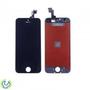 IPhone SE LCD Display Glas Original - svart