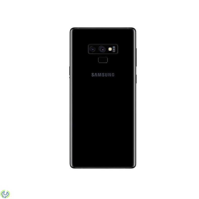 Galaxy Note 9 Baksida byte, Svart