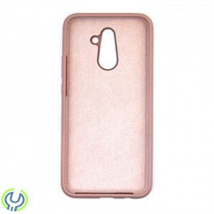 SILICONE CASE FOR HUAWEI MATE 20 LITE PINK
