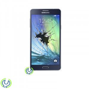Samsung Galaxy A7 Original LCD, Touch - Black