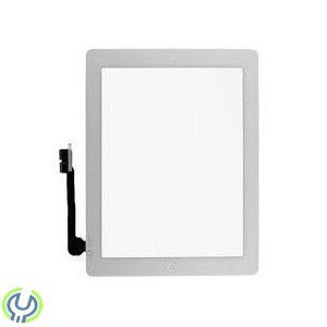 IPad 3 Glas & Digitizer med delar - VIT