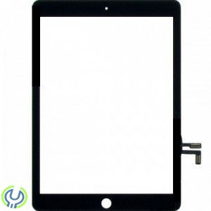 IPad 2018 glas med digitizer - Svart