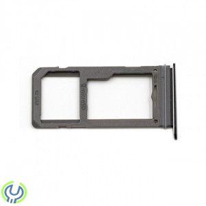 Simkortshållare till Galaxy S8 - Svart
