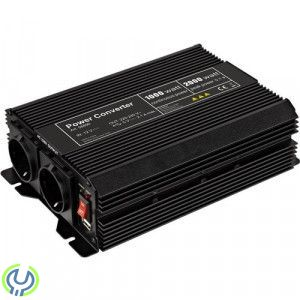 PURE SINE WAVE POWER INVERTER 1500W 12V