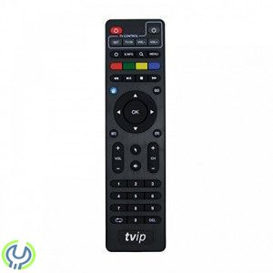 IPTV HD Box Android o Linux Med WiFi (TVIP S-Box v.412)