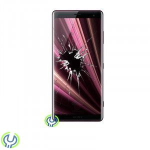Xperia XZ3 Original Screen - Green