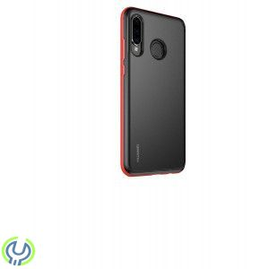 Grind PC Protective Case Red for Huawei P30 Lite
