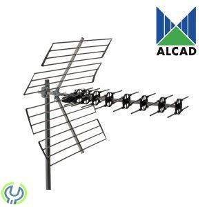 ALCAD UHF antenna MX series