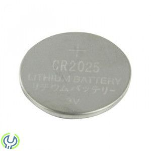 HQ - CR2025 3V LITHIUM-BATTERI