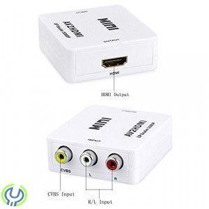 AV Converter to HDMI