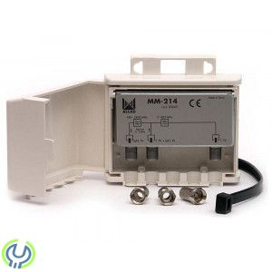 Alcad MM-214 Kombo filter 2 in 1 ut