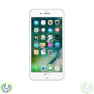 iPhone 7 Plus Glas/Skärmbyte LIVSTIDSGARANTI - Vit