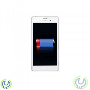 Xperia Z3 Compact Batteribyte