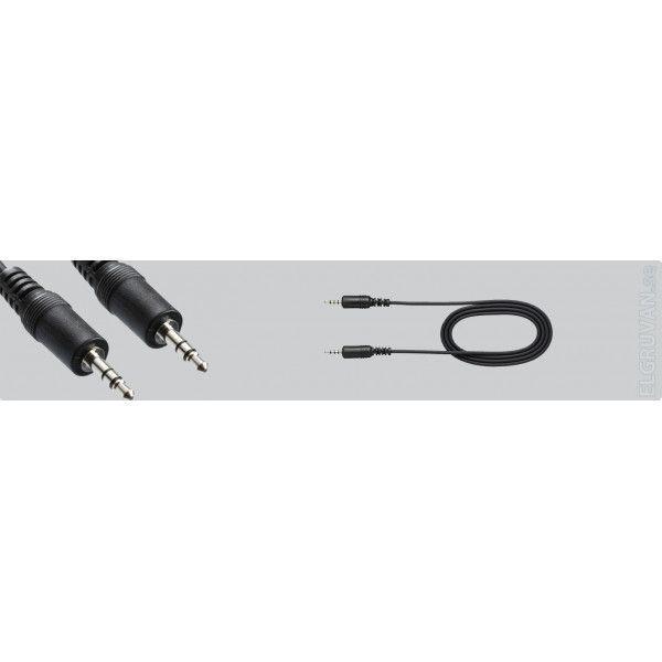 3.5mm (AUX) Ljudkabel